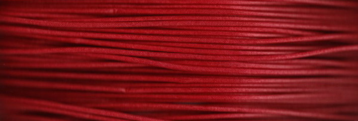 Waxed Cotton Cording *5mm - Dark Red 21 (1 card)