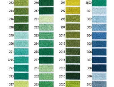 Solid #25 Embroidery Thread - 2 - (pack of 12)