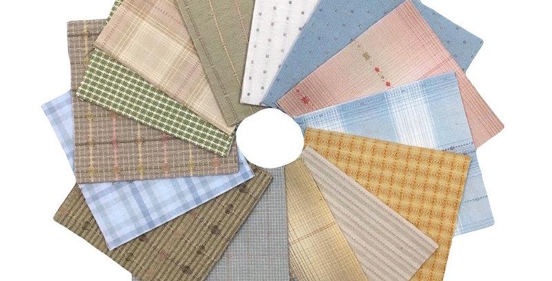 Sakizomemomen Cut Cloth Packs - Light