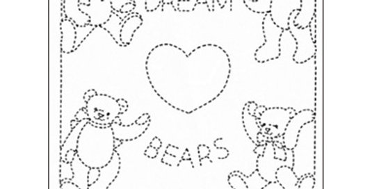 Country (SS25) Dream Bears White (pack of 3)