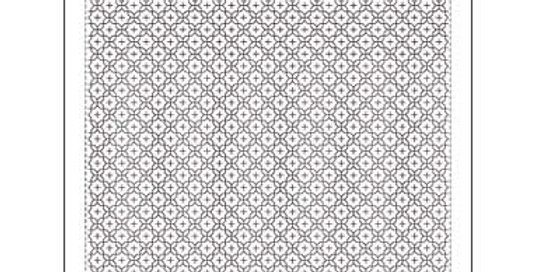 Classic - One Stitch (H-1016/H-2016/H-3016) Linked Crosses (pack of 3)