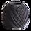 Thumbnail: Sashiko Thread Fine Black 80m STF-220 (3 balls)