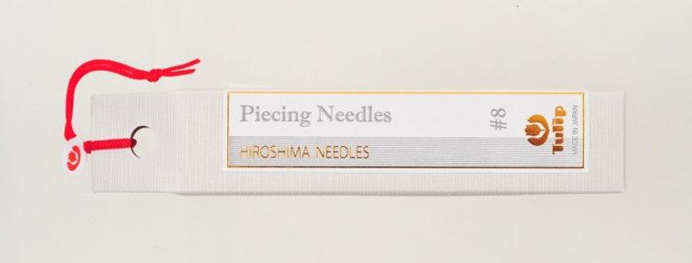 Tulip Piecing Needles #8 (6 packs per box)