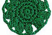 SOLID  Emmy Grande Emerald Green (box of 3)