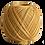 Thumbnail: Sashiko Thread Fine Mustard 80m STF-205 (3 balls)