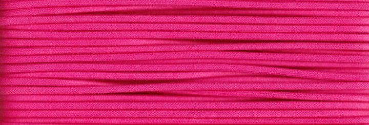 Waxed Cotton Cording *3mm - Hot Pink 20 (1 card)