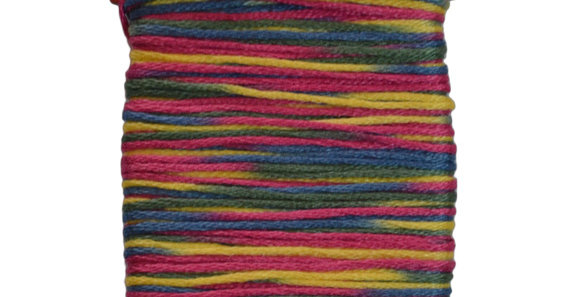 Embroidery Thread - Multi Color Mix(12mt) ET-M7 (pack of 3)