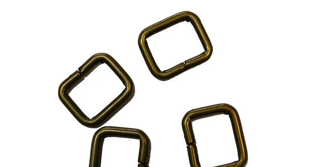 Rectangle Ring 18mm x 22mm (4 per pack) (AK-5-22)