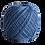 Thumbnail: Sashiko Thread Fine Blue 80m STF-210 (3 balls)