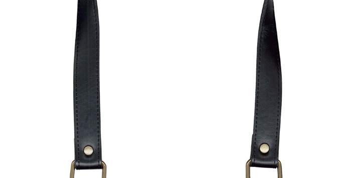 Synthetic Leather Handles YAK-601 ~ 60cm (1 pack)