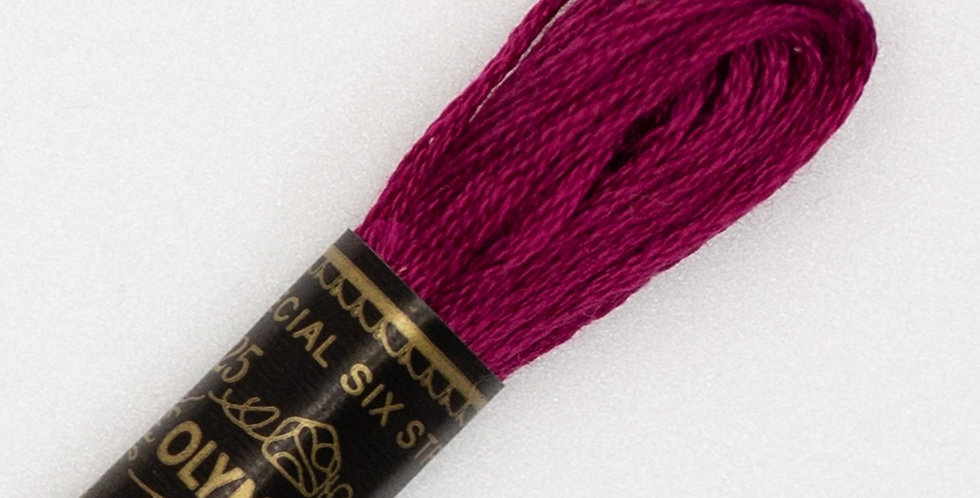 Embroidery Thread #137 - 6 Skeins