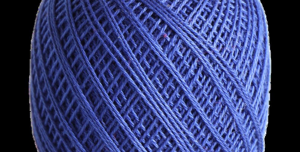 Sashiko Thread Fine Cobalt Blue 80m STF-218 (3 balls)