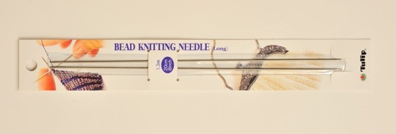 Tulip Bead Knitting Needle ~Long (10 packs per box)