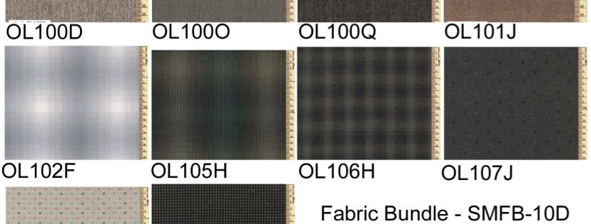 Fabric Bundle Dark