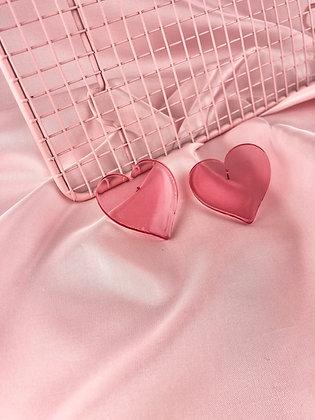 RETRO HEARTS (Rosa)