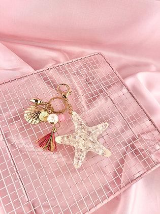 GELLY STAR - PORTA-CHAVES
