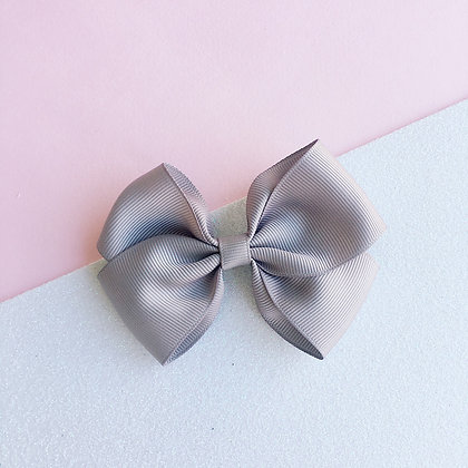 DOUBLE BOW (grey)