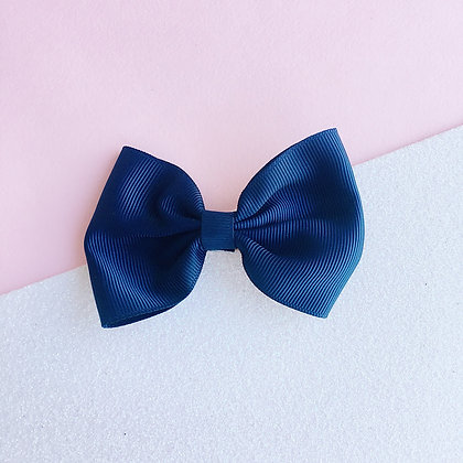 SIMPLE BOW (navy)