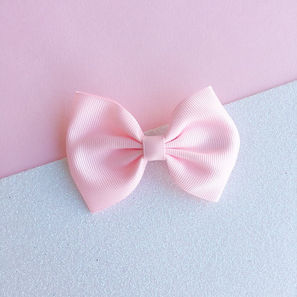SIMPLE BOW (rose)