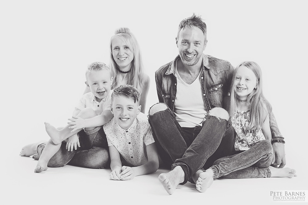 Family photography in Wakefield