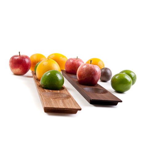 Commercial photography of fruit bowls