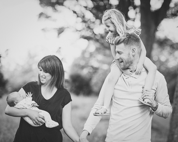 Family Portrait Photography in Huddersfield
