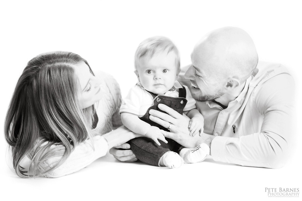 Family Photography Studio in Wakefield