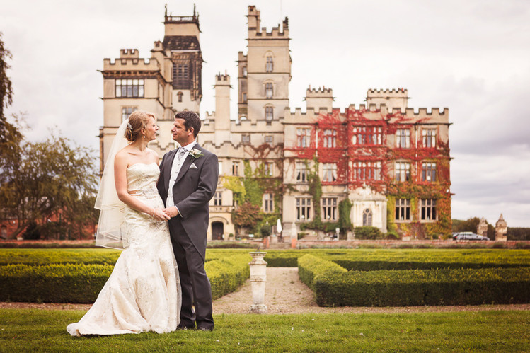 Top wedding locations throughout the UK