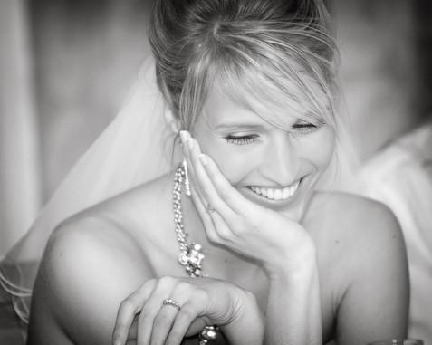Fully edited wedding photography