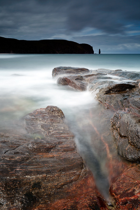 Landscape Photography from Sandwood Bay