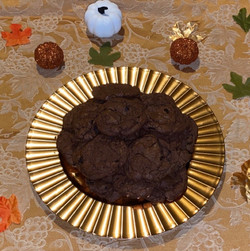 Chocolate Espresso Chip Cookies