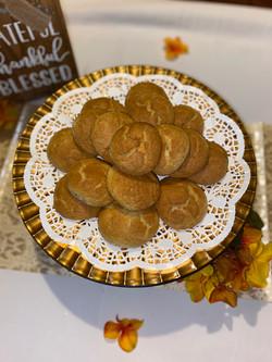 Grandma Douglas Tea Cakes