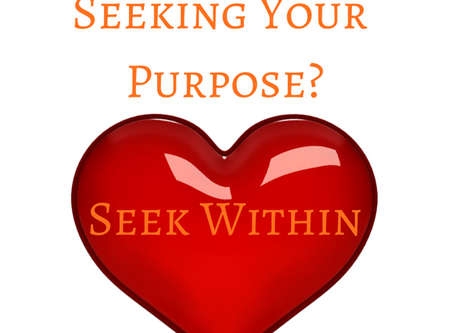 Where will you find your purpose?