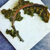 Kale fermentation