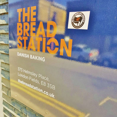 The Bread Station