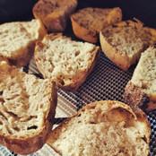 Reusing left-over bread