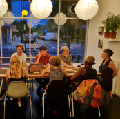 Supper at 119 Lower Clapton