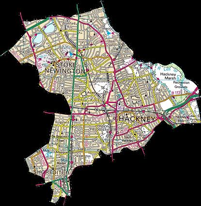 The London Borough of Hackney