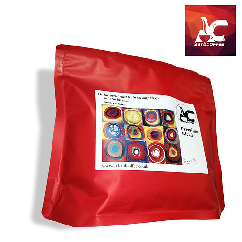 Premium Blend Coffee Pre-Paid 3-6-12 months (monthly)