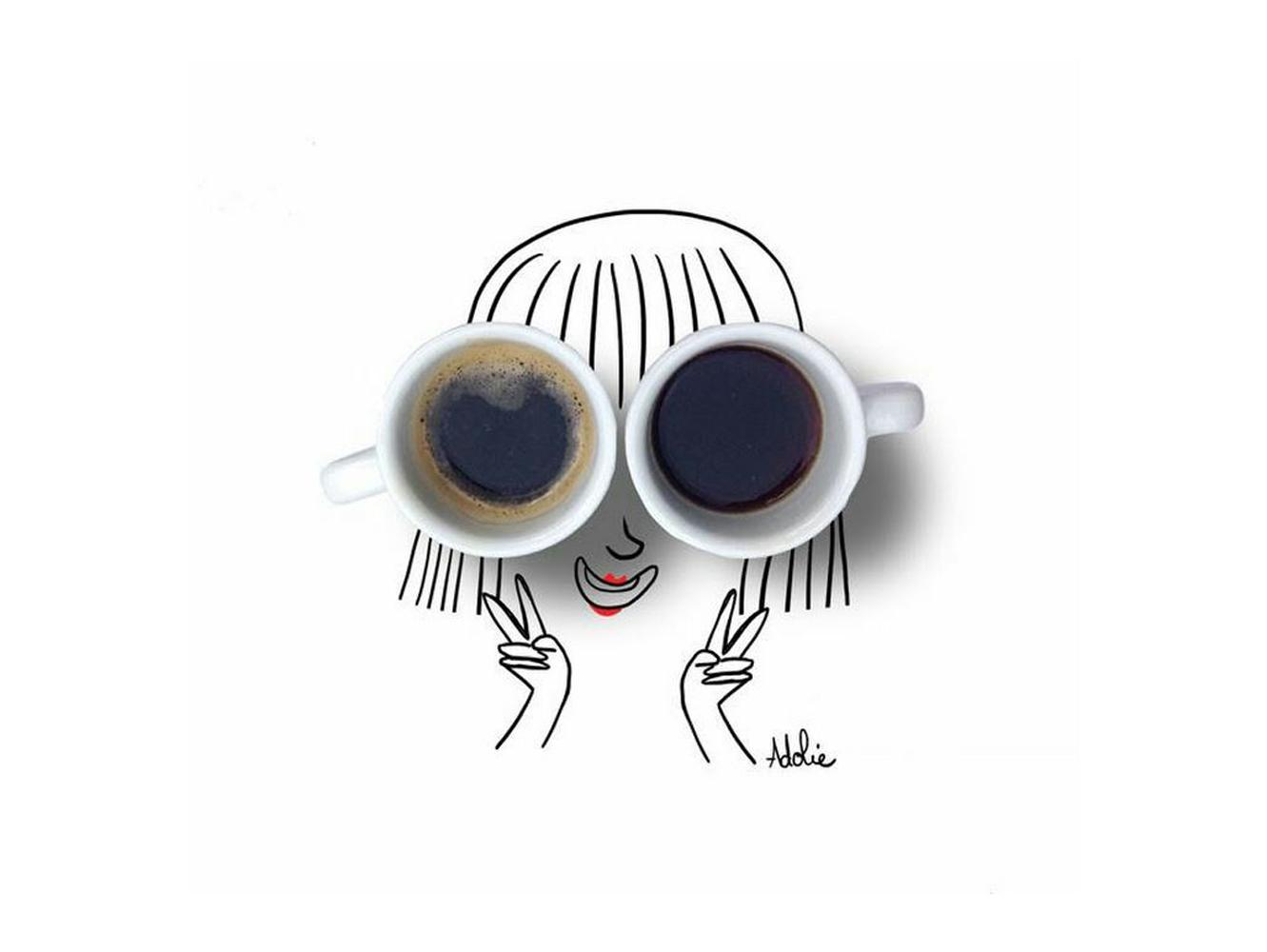 Adolie Day Illustration