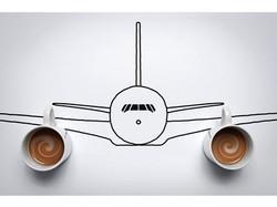 Takeoff in the morning Domenic Bahmann