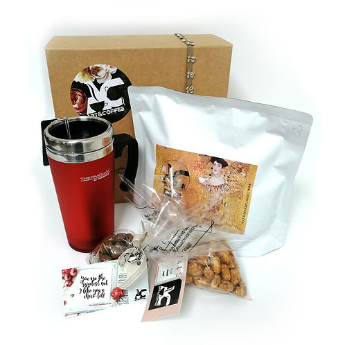 Gift Box with Brazil Coffee