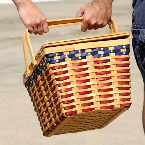Classic Picnic Basket for 2