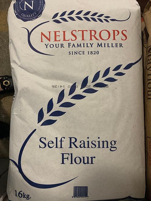 16kg Sack Self Raising Flour