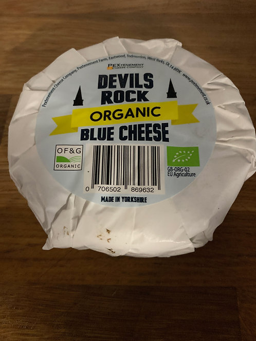 Organic Blue Cheese (400g)