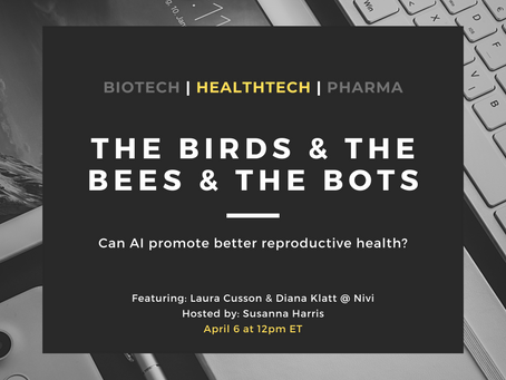The Birds & The Bees & The Bots