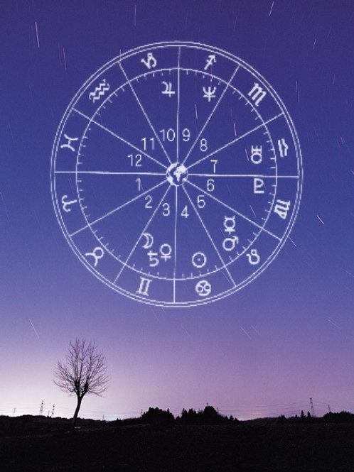 《基礎》アロマ占星術講座