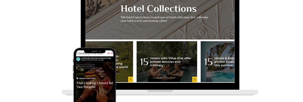 Hotel Collections Advanced Campaign
