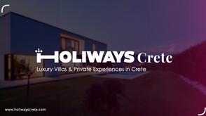 HOLIWAYS Crete