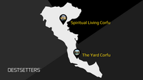 Corfu: Two new luxury projects of Destsetters, change the hotel map of the island